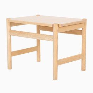 Table No. 40 en Frêne avec Plateau par Hans J. Wegner pour PP Møbler