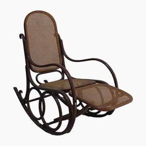 Extendable Rocking Chair from Thonet