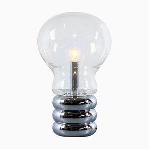 Lampe Postmoderne Bulb Art Deco par Ingo Maurer pour M Design, 1960s