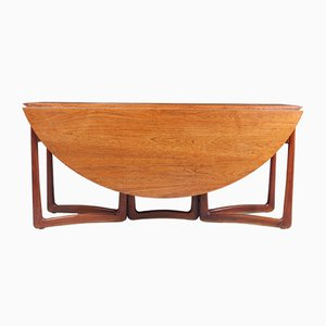 Mid-Century Dining Table by Peter Hvidt and Orla Molgaard-Nielsen, 1950s