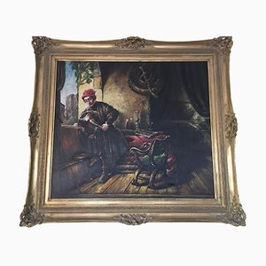 Oil Painting, Copy of Rembrandt