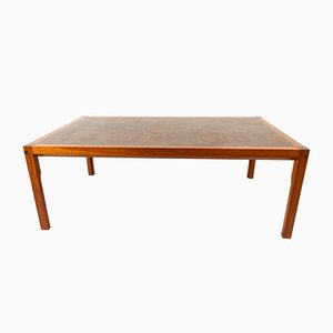Danish Modern Coffee Table from Tranekær Furniture, 1970s