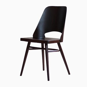 Modell 514 Esszimmerstühle in Buche von Radomir Hofman für TON, 4er Set