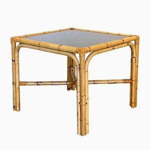Bambus Esstisch, 1970er