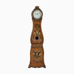 19th-Century Rococo Swedish Mora Clock