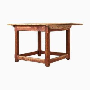 Swedish Rustic Baroque Centre Table, Late 1700s