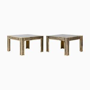 Norwegian Side Tables, Set of 2