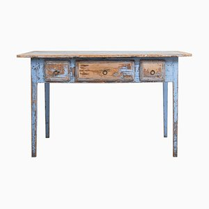 Early 19th Century Swedish Painted Table