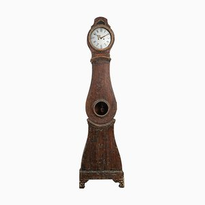 18th Century Swedish Mora Clock