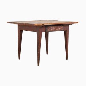 19th Century Swedish Gustavian Table