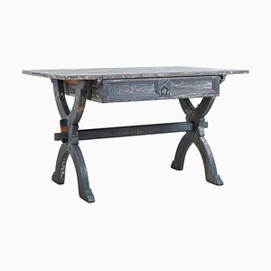 Late 18th Century Swedish Trestle Table