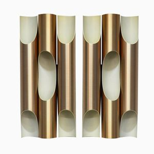 XL Fuga Wall Lamp by Maija Liisa Komulainen for Raak Amsterdam, 1970s