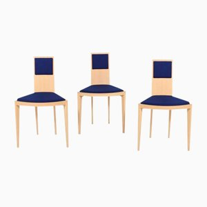 Olga Chairs by Stefan Wewerka for Montana Mobler, Set of 3