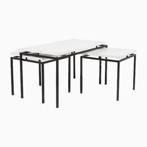 Nesting Side Table Set by Martin Visser for Spectrum, Set of 3