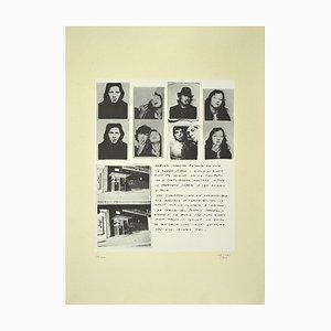 Franco Vaccari, Esposizione in tempo reale, Fotografia, 1975