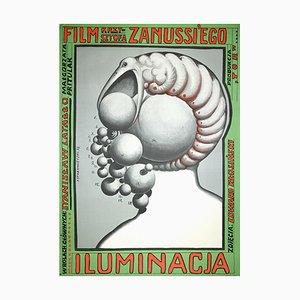 Unknown, Illumination, Vintage Poster, 1973