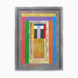 Organic Geometry (Marden II), Abstract Painting, 2020
