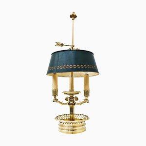 Hot Water Bottle Lamp in Bronze, 1950s