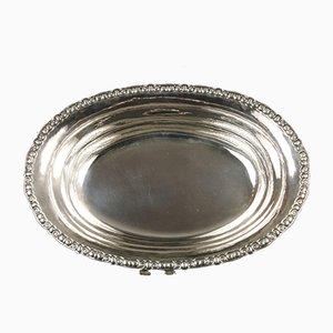 Silberne Schale von Bruckmann & Sons, 1800er