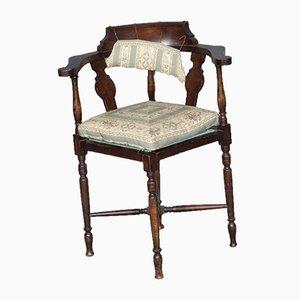 Small English Corner Chair