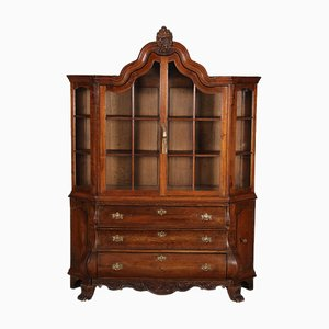 Dutch Baroque Cabinet in Oak, 19 Century