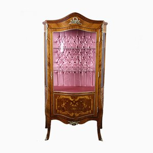 Baroque Cabinet with Brass Mounts