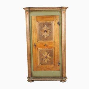 Louis Seize Single-Door Cabinet in Oak, 18th Century