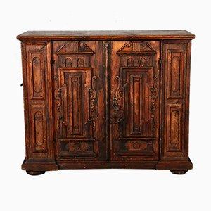 Baroque or Renaissance Half-Cabinet, 17th Century