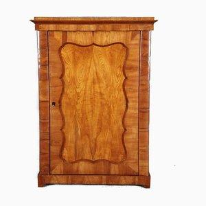 Small Biedermeier Cabinet in Walnut, 1820s