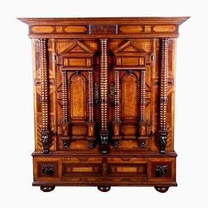 Renaissance or Early Baroque Facade Cabinet, 17th Century