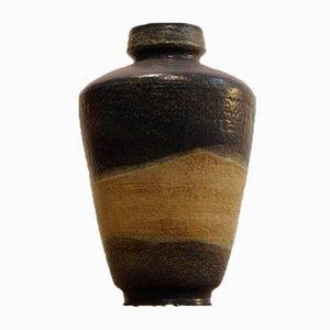 Big Ceramic No. 7244 Floor Vase from Karlsruher Majolika, 1960s