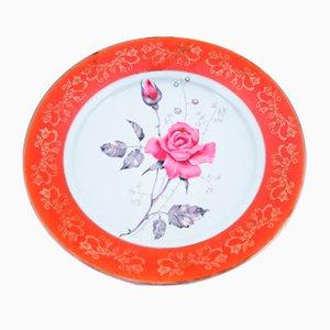 Porcelain Platter from Karolina, 1890