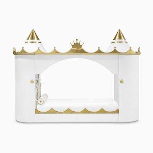 Cama Kings & Queens Castle de Covet Paris