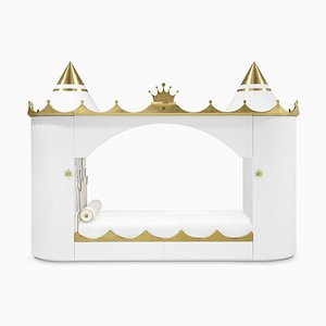 Kings & Queens Castle Bed from Covet Paris