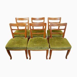 Italian Chairs by Paolo Buffa, 1950s, Set of 6
