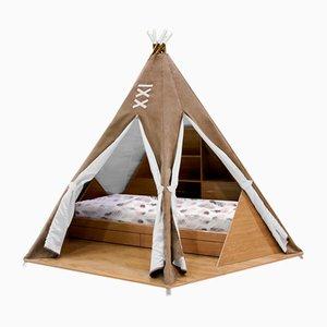 Teepee Kinderbett von Covet Paris