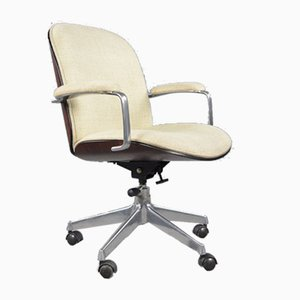 Roma Office Chair by Ico Parisi for MIM, 1960s