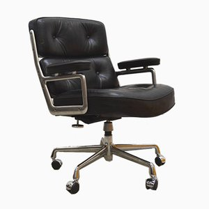 Fauteuil ES104 Time Life O par Charles & Ray Eames pour Vitra, 1970s