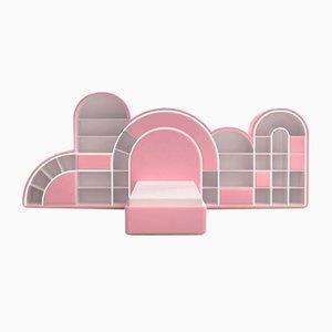 Bubble Gum Kinderbett von Covet Paris