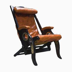 Sedie da crociera o reclinabili di Herbert McNair, set di 2