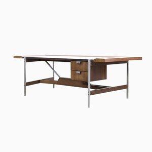 Modernistischer Vintage Palisander Büro Schreibtisch