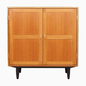 Danish Ash Cabinet by Christian Hvidt for Søborg Furniture, 1970s