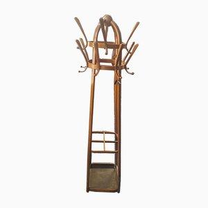 Austrian High Floor Hanger by Koloman Moser & Josef Hoffmann for Thonet