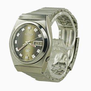 Elektronische Herren Cosmotron Armbanduhr von Citizen, Japan, 1974