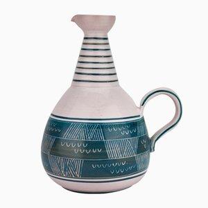 Ceramic Pitcher by Yvon Roy, 1960s