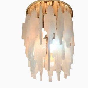 Deckenlampe von Albano Poli für Poliarte
