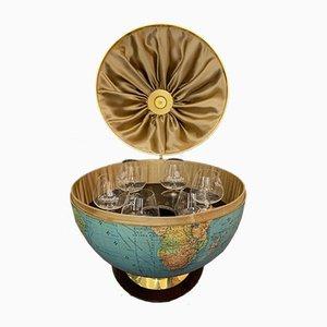 Columbus Globe Bar for Cognac Dujardin