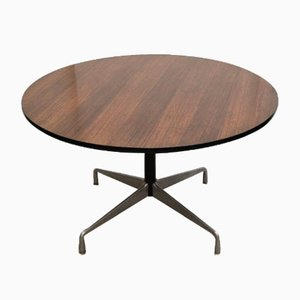 Rosewood Segmented Dining or Conference Table by Charles & Ray Eames for Herman Miller, 1970s
