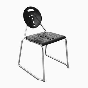 Postmodern Italian Chair by Carlo Bimbi for Segis, 1980s