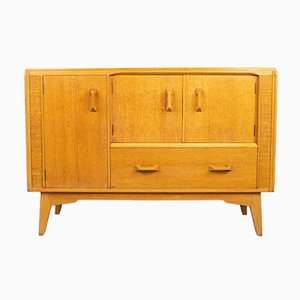 English Brandon Series Compact Sideboard in Oak from E Gomme / G-Plan, 1950s